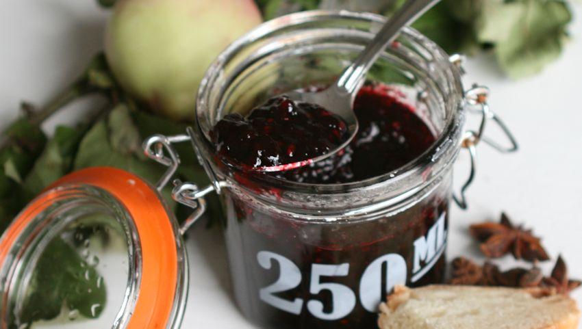 Brombærmarmelade opskrift