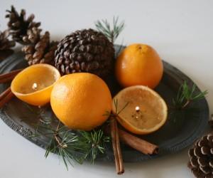 appelsin lys