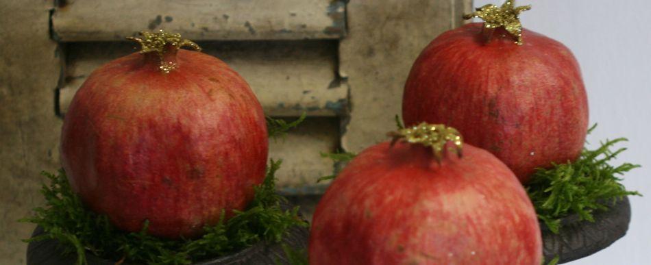 granatæbel julekalender