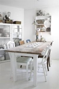 fransk spisebord