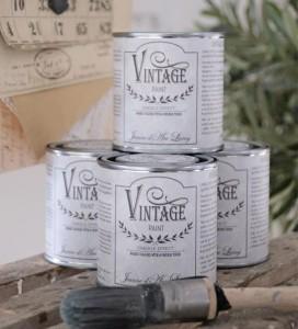 Vintage paint fra Jeanne d´arc living