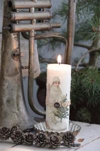 jul i fransk landstil