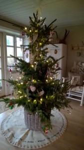 Du ønskes en rigtig glædelig jul