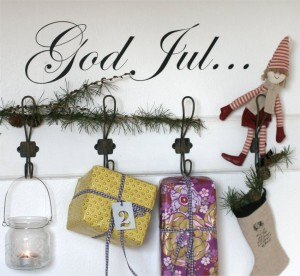 wallstickers god jul