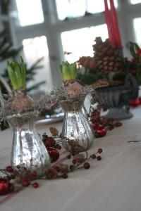 Dæk et smukt julebord