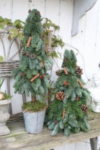 lav dit eget juletræ