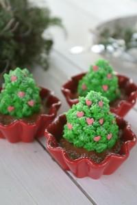 juletræsmuffins