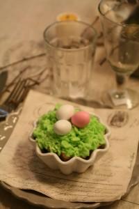 Opskrift på lækker påske cupcake
