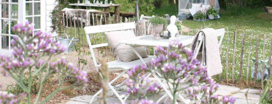 Sådan indretter du en hyggelig terrasse
