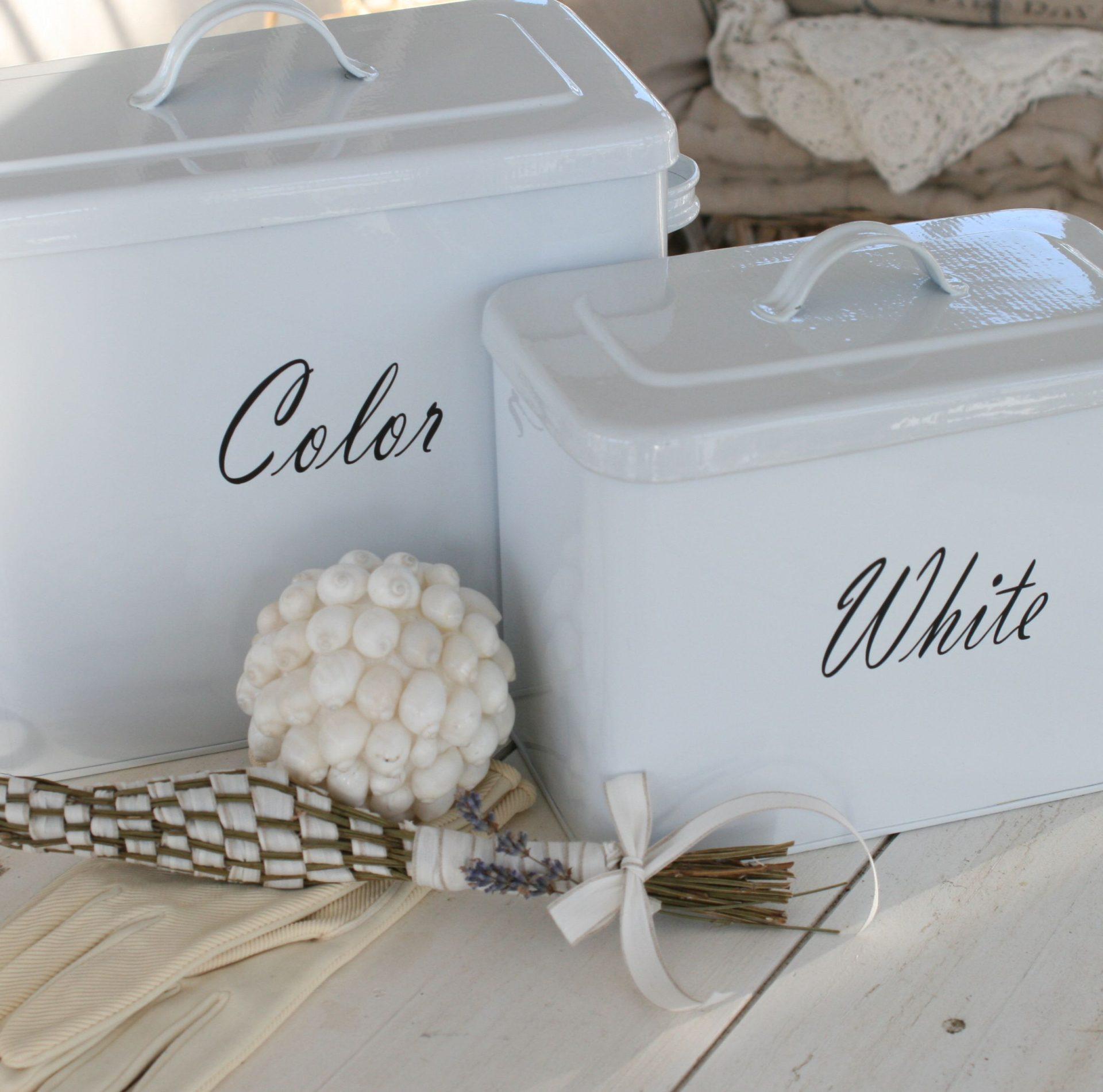 Wallsticker med Color og White