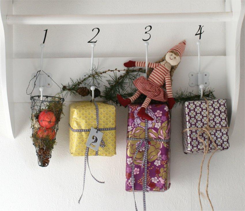 Adventstal wallsticker 1-4