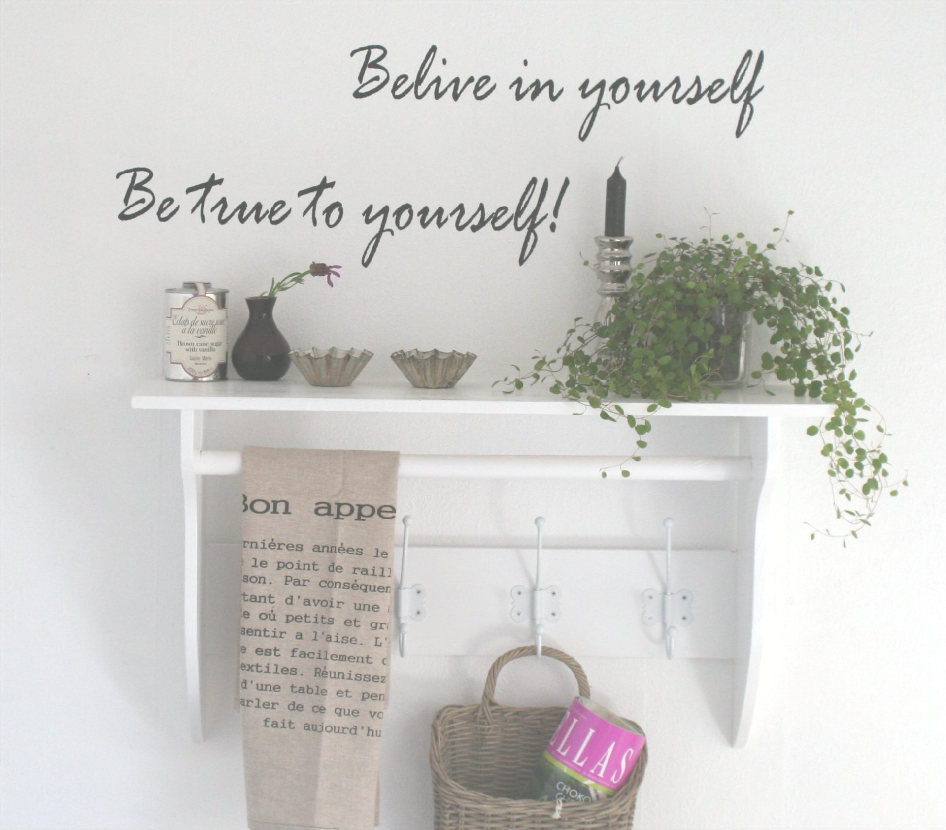Wallstickers Be true to yourself
