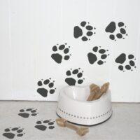 Fodspor - hund