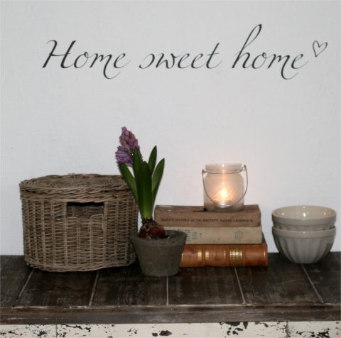 Home-sweet-home-med-hjerter