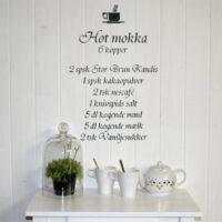 Hot mokka