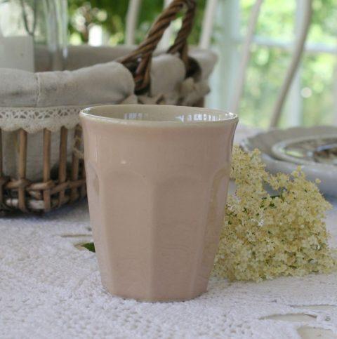 Latte-krus-i-vintage-rose