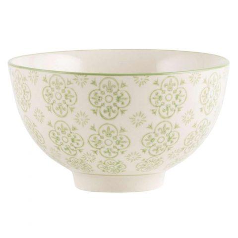 Lille-skål-med-grøn-mønster-casablanca