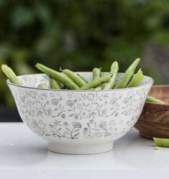 Lille skål ida i grå