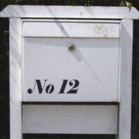 Husnummer til Postkasse - No og dit nummer