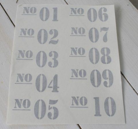 No01-No10