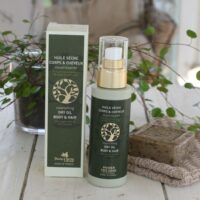 Oliven olie til hud og hår, 125 ml.