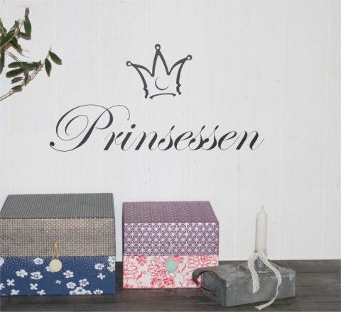 Prinsesse-med-krone