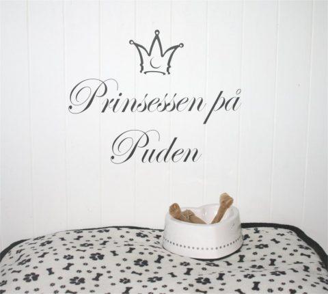 Prinsessen-paÌŠ-puden