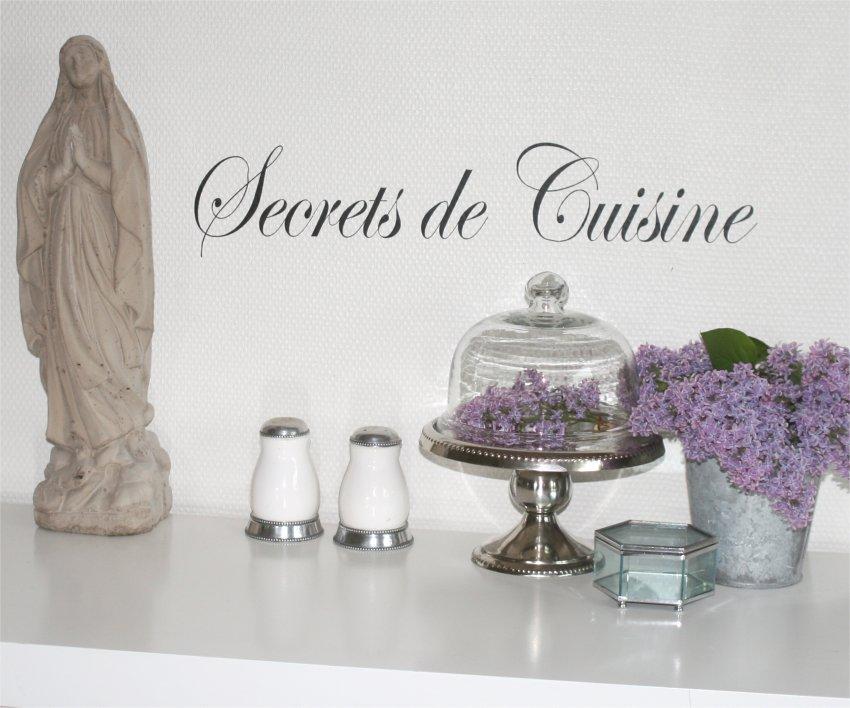 Secrets de cuisine for Secrets de cuisine