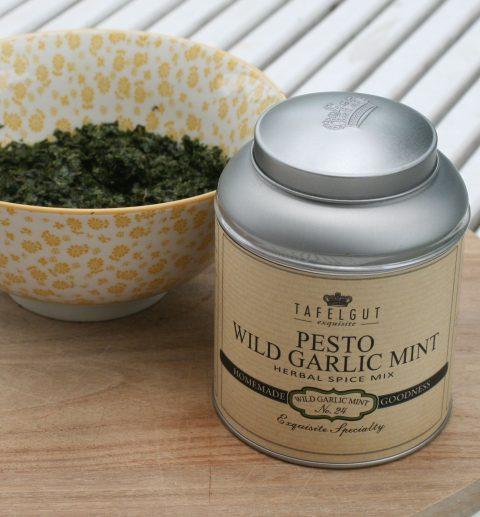 Tafelgut-Italiensk-Pesto-vilde-hvidlog-mint-blanding