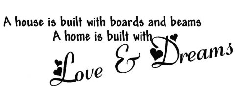 a-house-is-built-with-boards