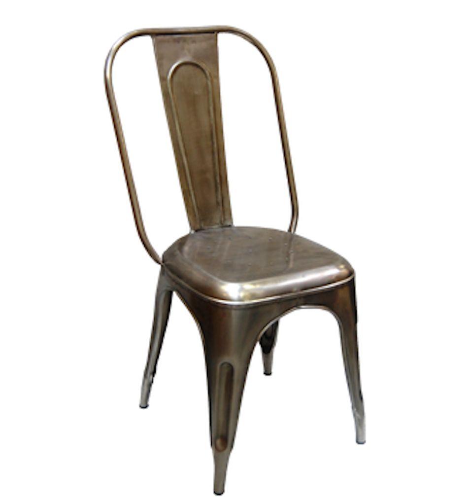 metal stol Fransk stol i metal | metal stol