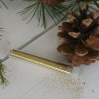 Pudderglitter - Guld
