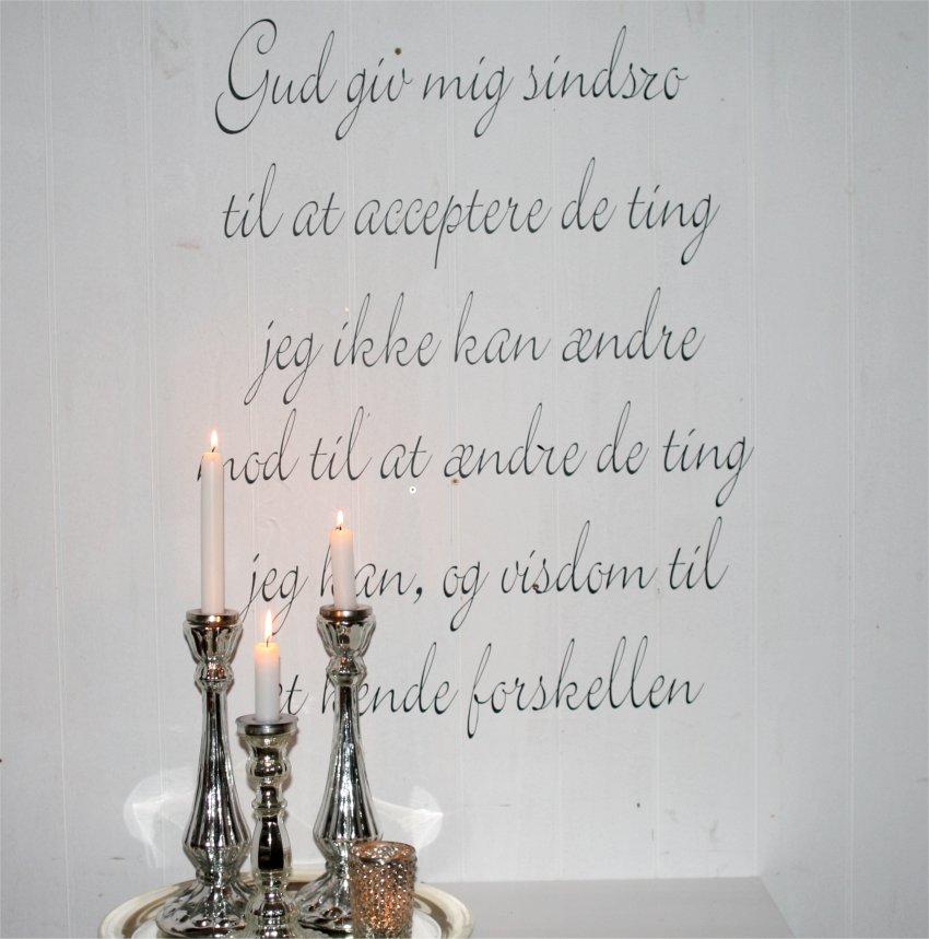 gud giv mig styrke