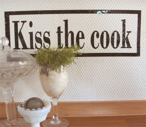 kiss-the-cook