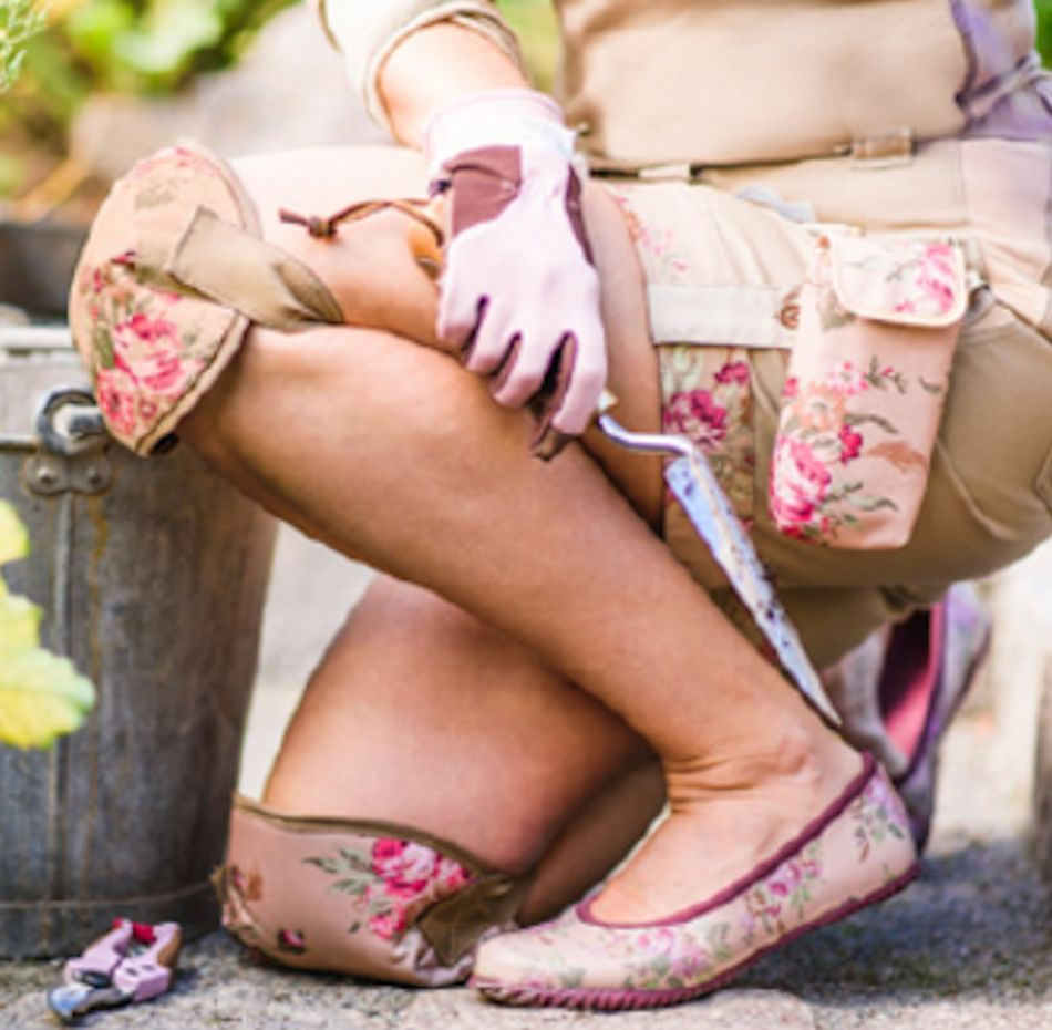 Knæbeskytter Classic - Garden Girl