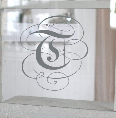 monogram-T