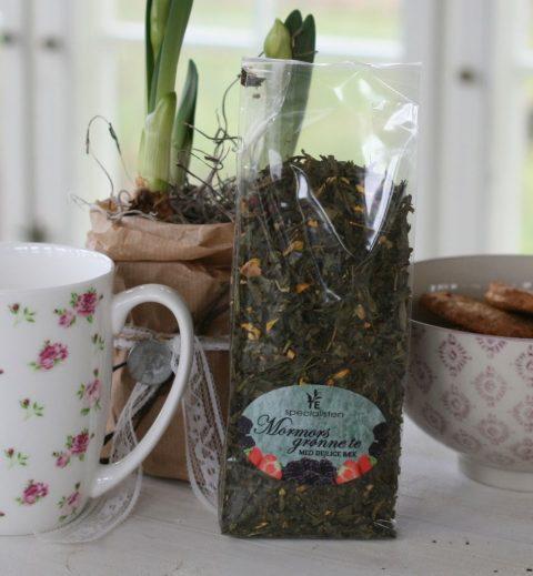 mormors-grønne-te