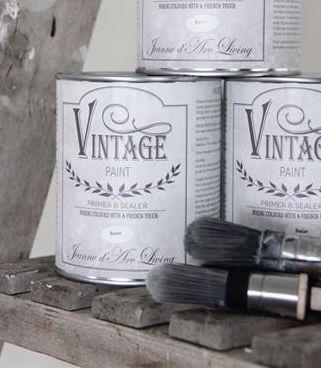 Vintage paint Primer / Sealer 700ml