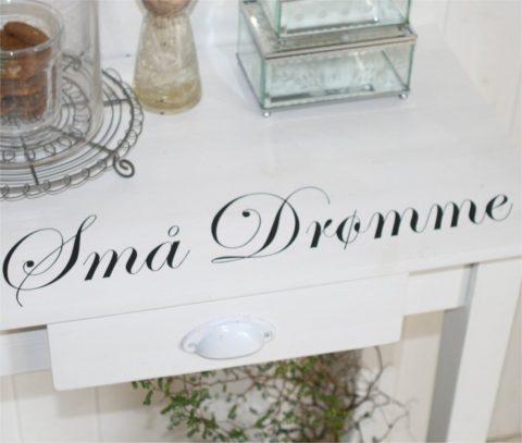små-drømme