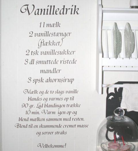 vanilladrik