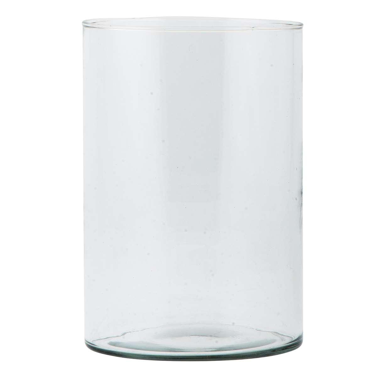Hurricane rund glas - stor