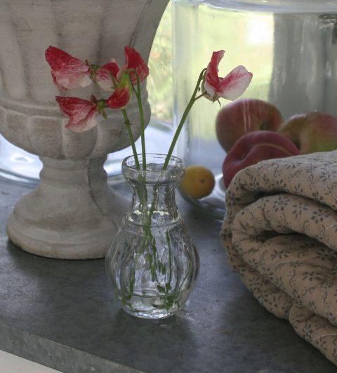 Lille glas vase