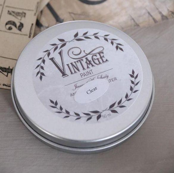 Vintage voks - klar 50 ml