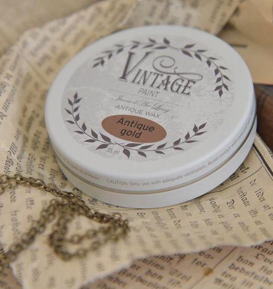 Vintage voks - Bronze 35 gr.