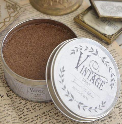 Vintage voks - Bronze