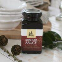 Kirsebær sauce fra Selleberg