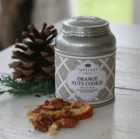 Tafelgut - Orange nuts cookie tea