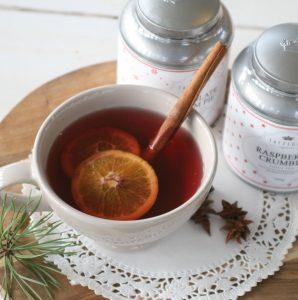 Te fra Tafelgut i stedet for slik
