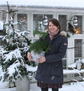 Glædelig jul ønskes du af Tanja Lund