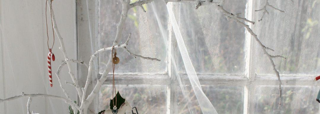 gren med kalkmaling